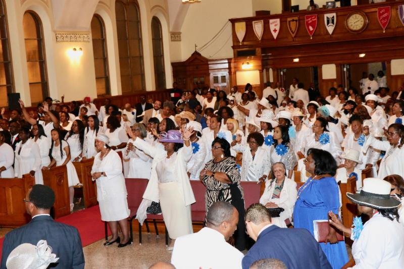 First COGIC 62nd Annual Holy Convocation - Update