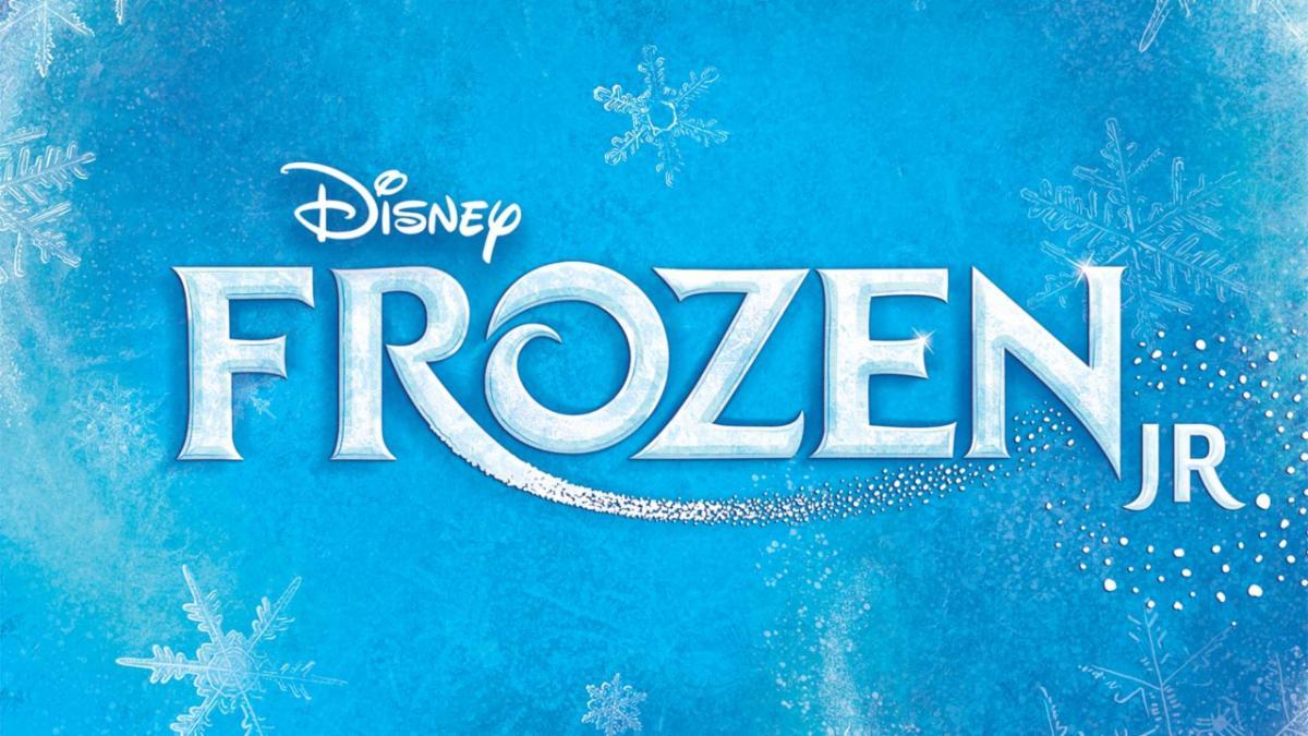 Frozen Jr. logo