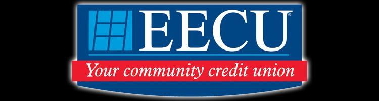 The EECU Your Community Credit Union logo