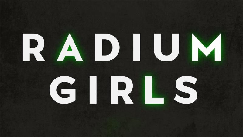 Radium Girls logo
