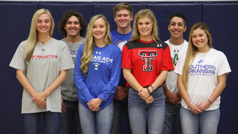 Eaton_s Fall 2017 Signing Day Class