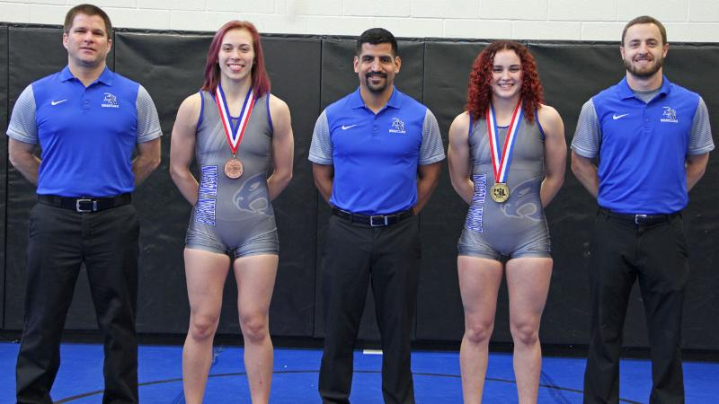 Byron Nelson Wrestling State Medalists