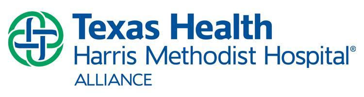 The logo of Texas Health Harris Methodist Hospital Alliance