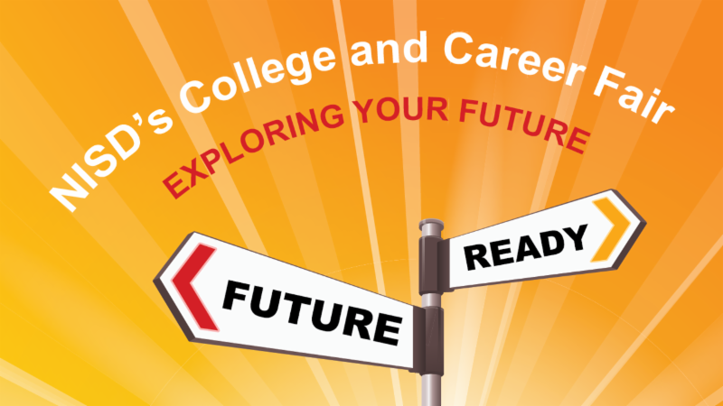 The College and Career Fair logo