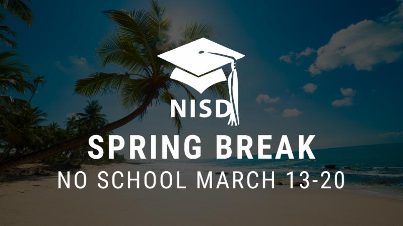 Spring break_ March 13-20