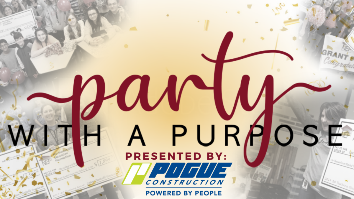 NEF Gala Party with a Purpose - Presented by Pogue Construction