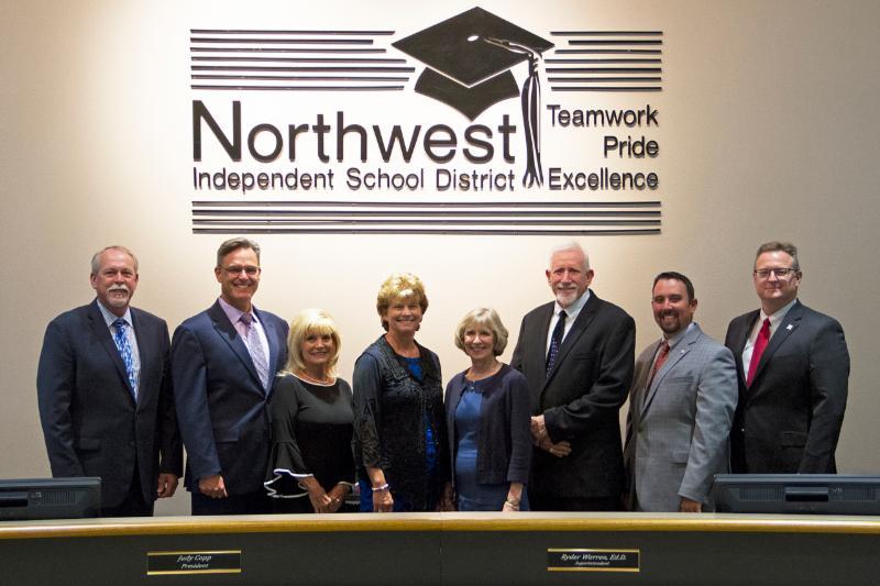 The Northwest ISD Board of Trustees