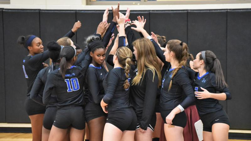 Byron Nelson_s volleyball team