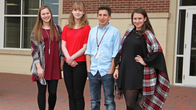 2018 Eaton National Merit Honorees