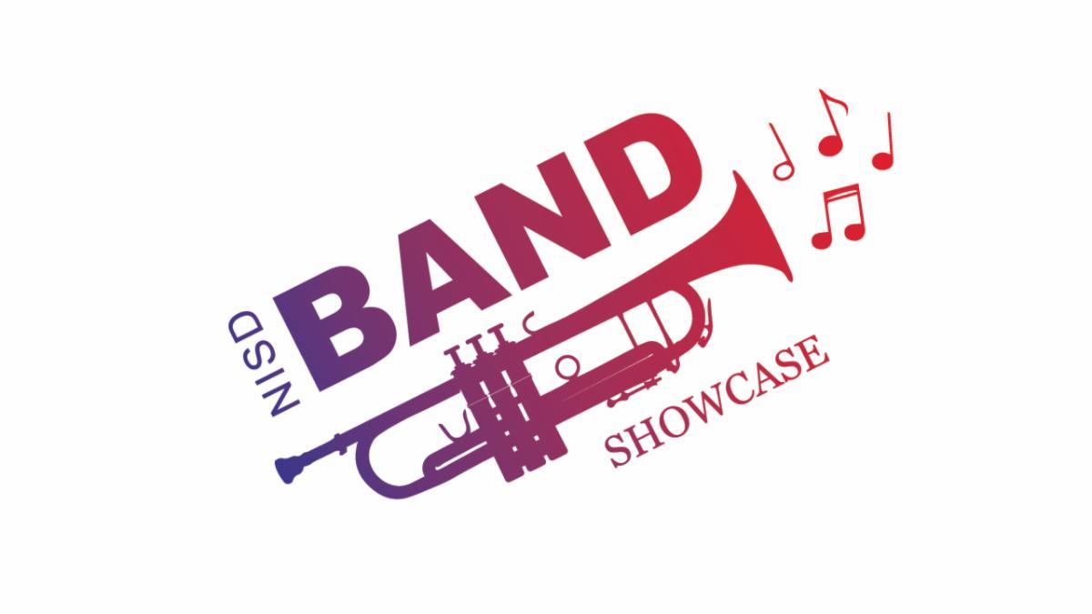 Northwest ISD Band Showcase logo