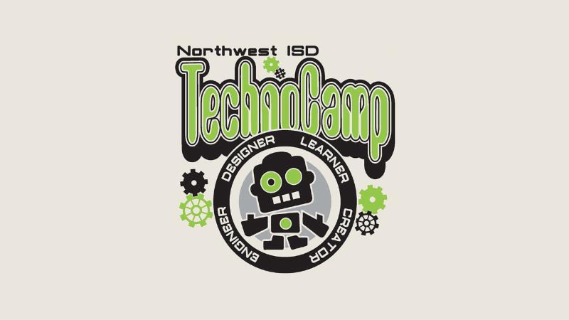 The Northwest ISD TechnoCamp logo