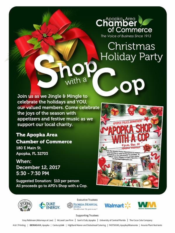 Apopka Area Chamber Update - November 2017