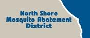 North Shore Mosquito Abatement District Logo