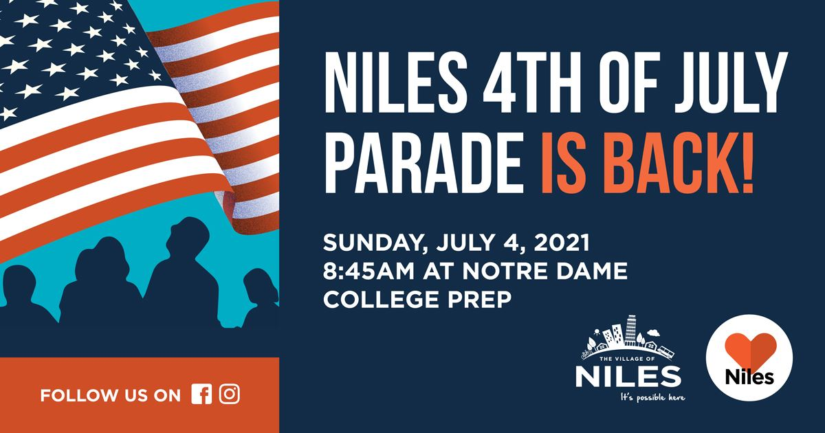 4th of July Parade Graphic