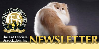 The Cat Fanciers' Association Newsletter - May