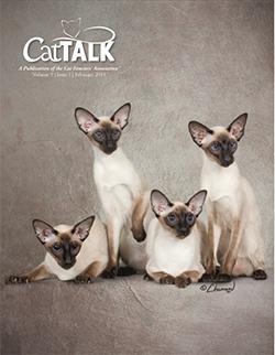 The Cat Fanciers' Association Newsletter - February