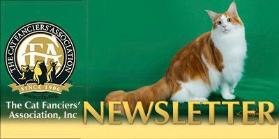 The Cat Fanciers' Association Newsletter - October