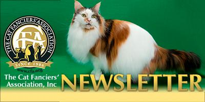 The Cat Fanciers' Association Newsletter - August