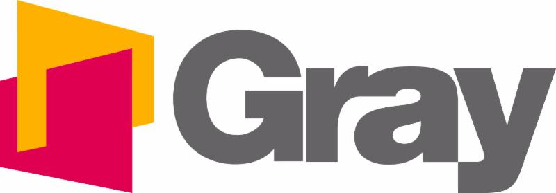 Gray Construction logo