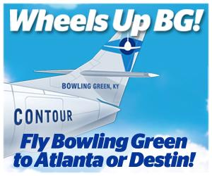 Contour Airlines Advertising
