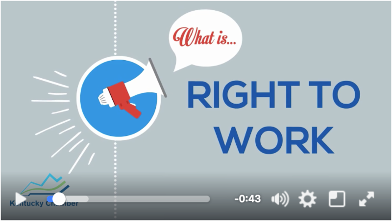 Right to Work video screen shot