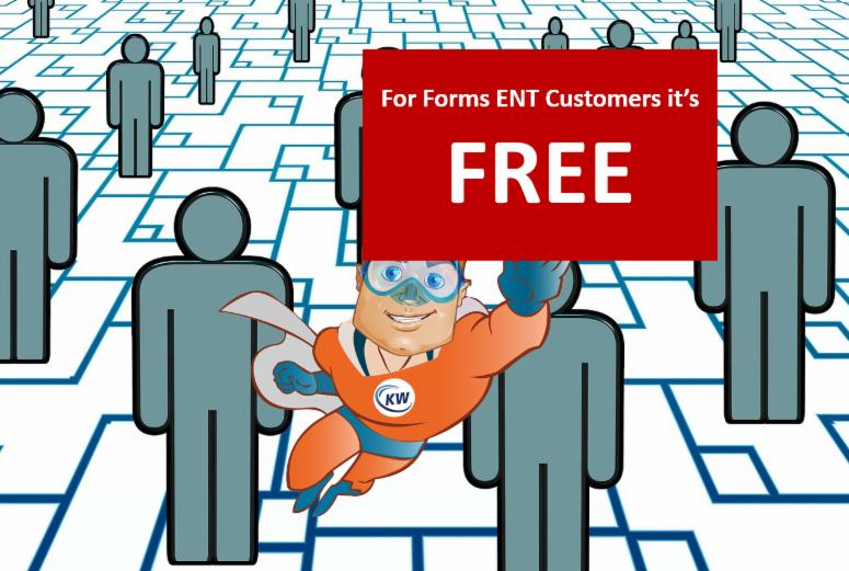 Form ENT clients get it free