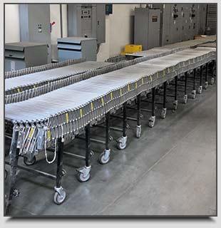 Gravity Flex Conveyor