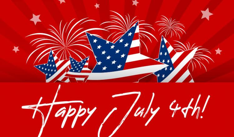 Reminder - Closed July 4th