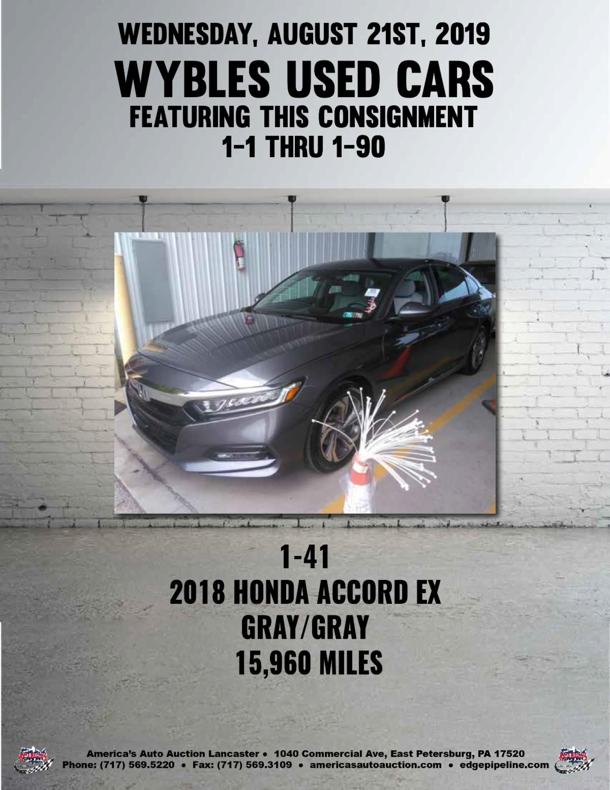 Auto Auction Pa >> America Auto Auction