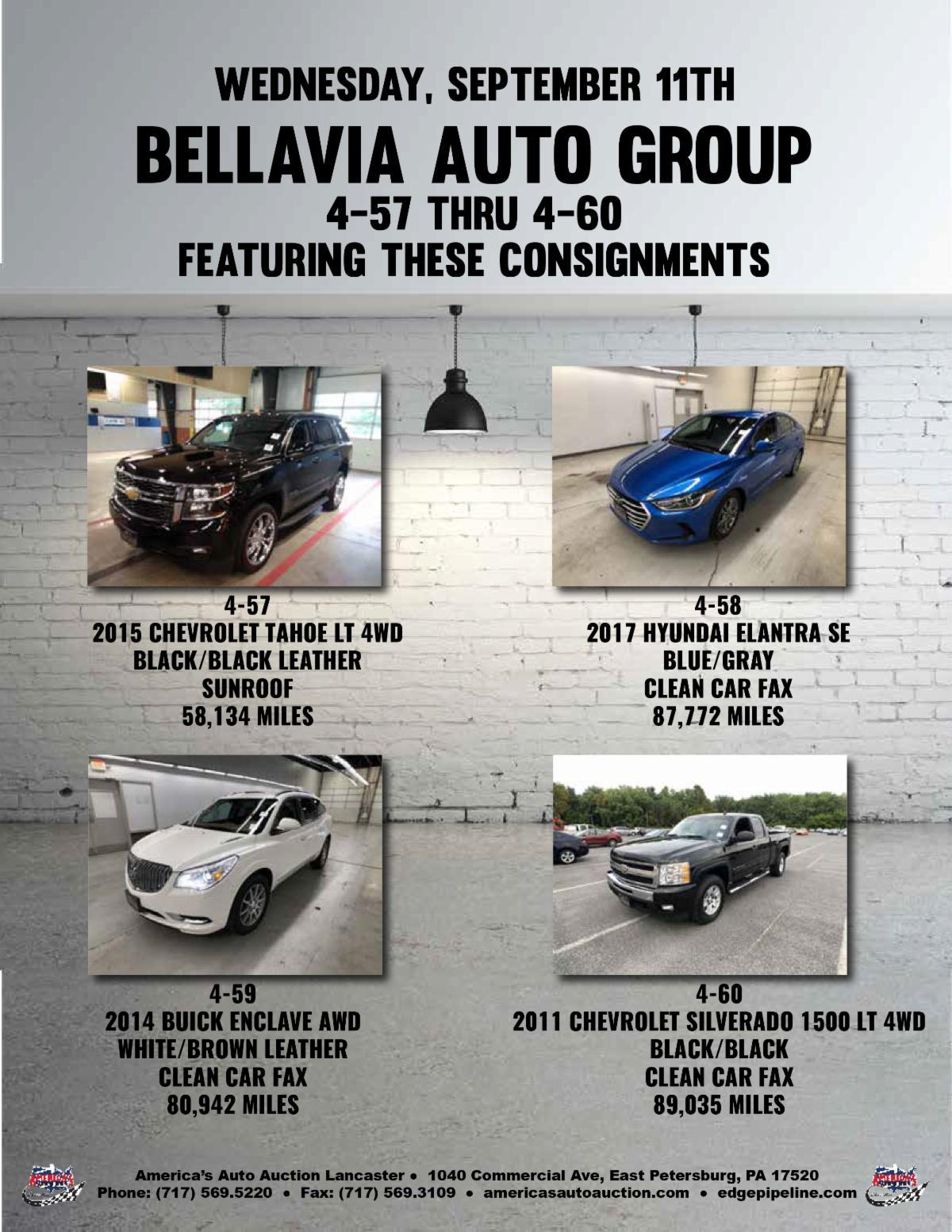 America Auto Auction