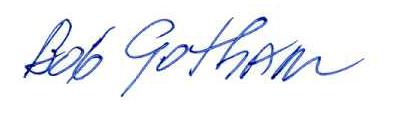 Bob's Signature