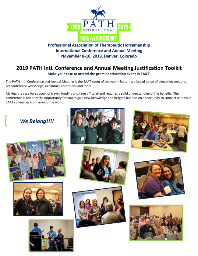cover of the justification toolkit_ PATH Intl. logo and member pictures