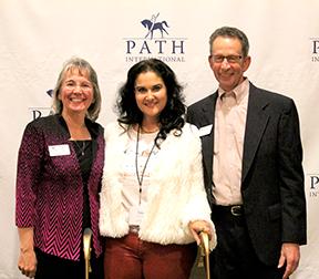 PATH Intl. CEO Kathy Alm_ Cara E. Yar Khan_ PATH Intl. President Ross Braun