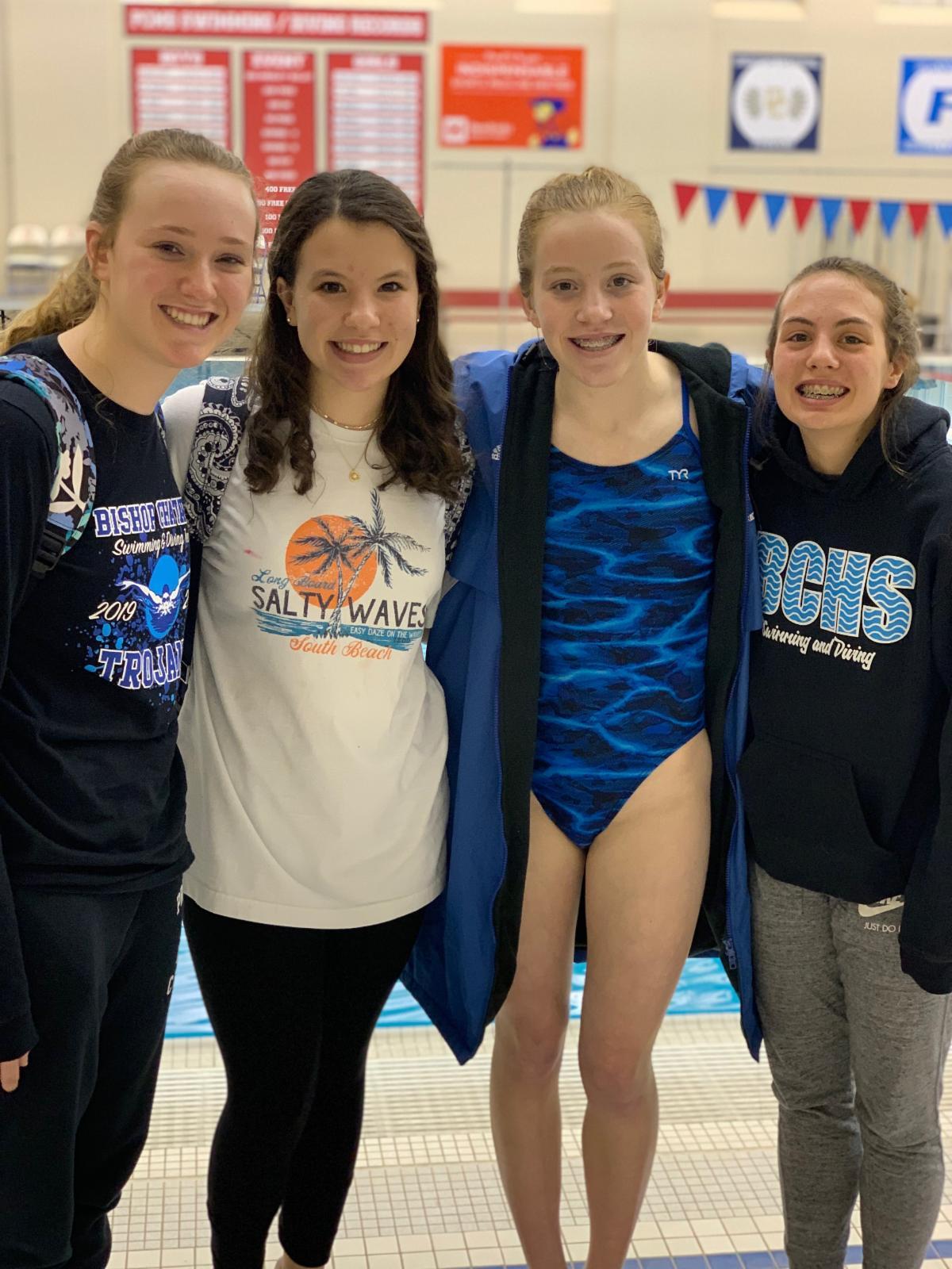 Grace Hurley Diving