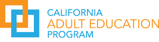 California Adult Education Program logo