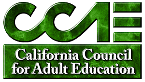 California Council for Adult Education CCAE logo