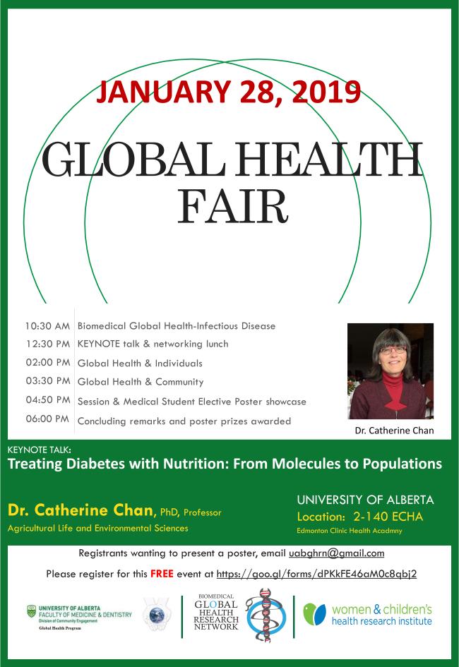 Global Health Fair