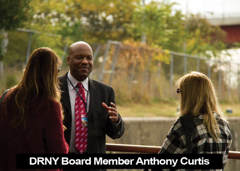 DRNY Board Member Anthony Curtis