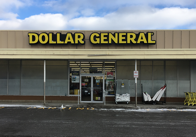Picture of Dollar General Store
