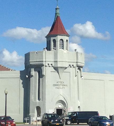 Photo of Attica Prison