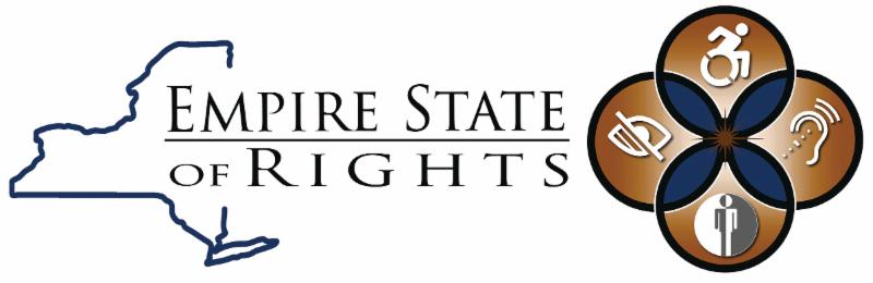 Logo for Empire State of Rights