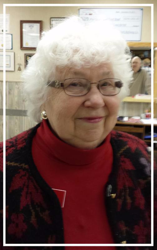 Lois Stolte, Volunteer Coordinator