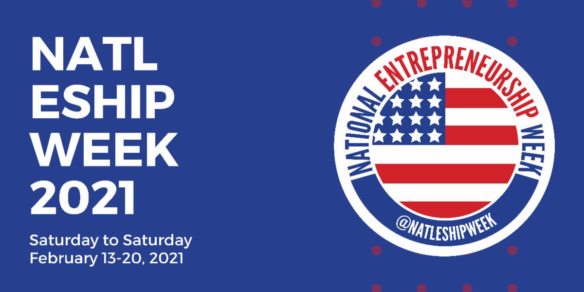 National Entrepreneurship Week 2021