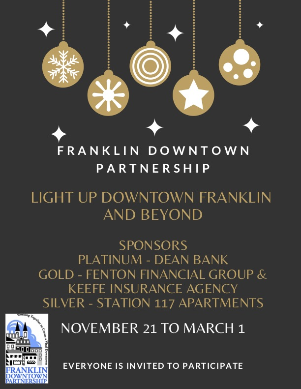 Light Up Downtown Franklin and Beyond