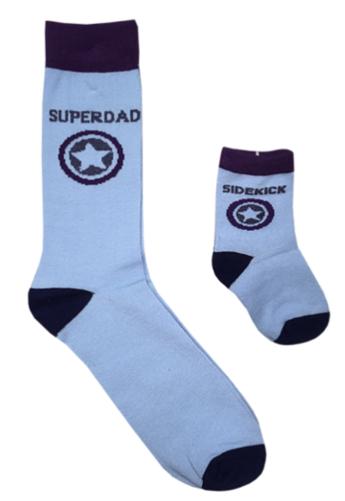 daddy & me socks