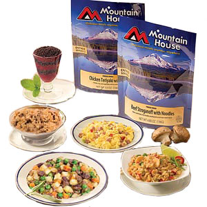 Mountain House Food at Wells Brothers Pet Lawn & Garden.