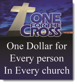 dollar for the cross