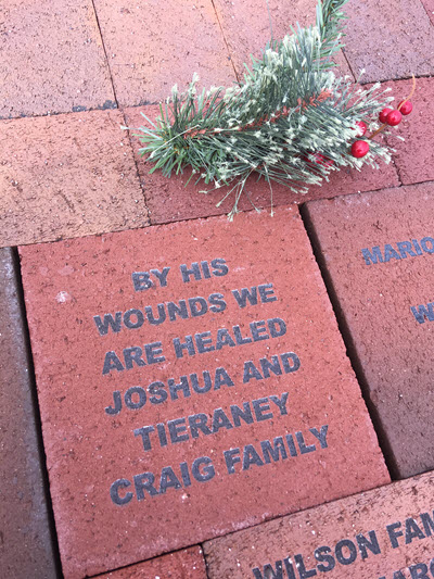 holiday brick