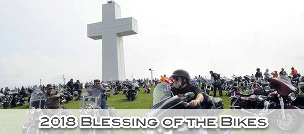 Blessing of the Bikes
