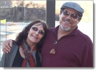 Gary and Judy Billiot